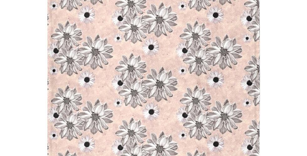 Floral Blush - Blanket