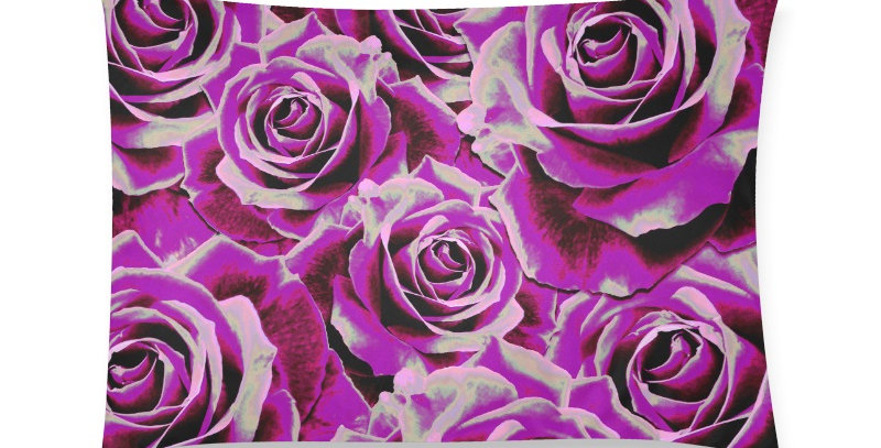 Gypsy Rose Party Pink - Cushion Cover