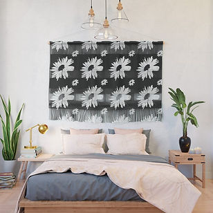 daisy-love-black-and-white-small-print-w