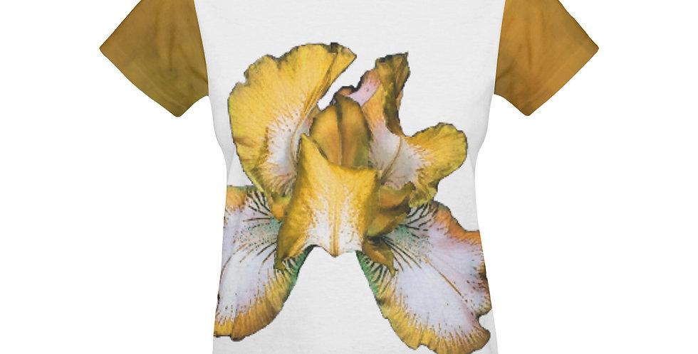 Rainbow Iris Yellow - T-shirt