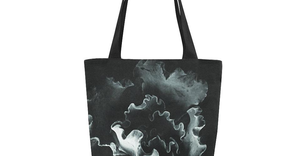 Blue Curl - Tote Bag