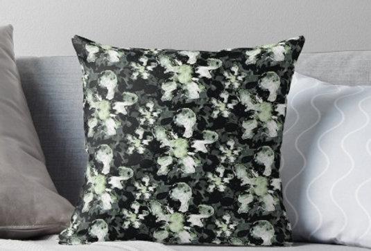 Queen Anne - Cushion Cover