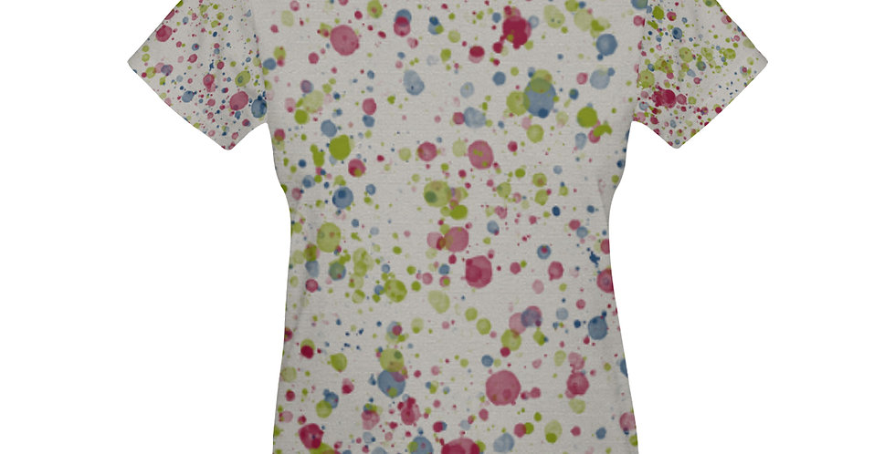 Splash Multi - T-Shirt