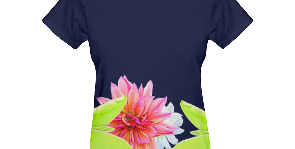 Magnolia Butterflies - T-shirt