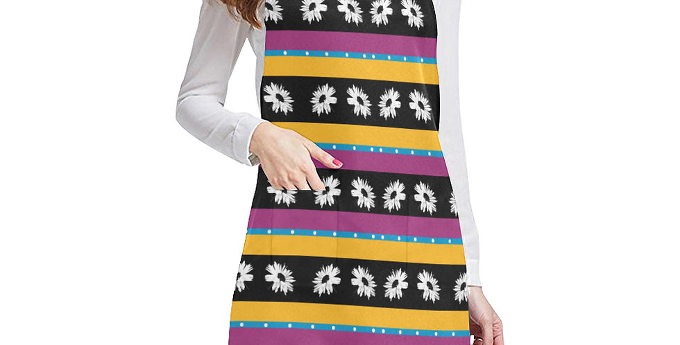 Bunch of Daisies Allsorts Apron - Adjustable