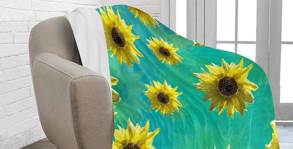 Sunflower - Blanket