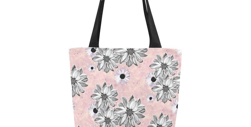 Floral Blush - Tote Bag
