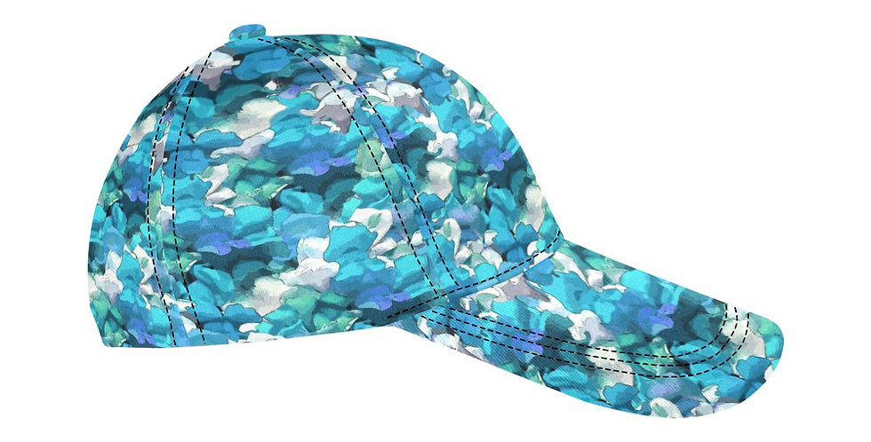 Snappy Blue - Baseball Cap