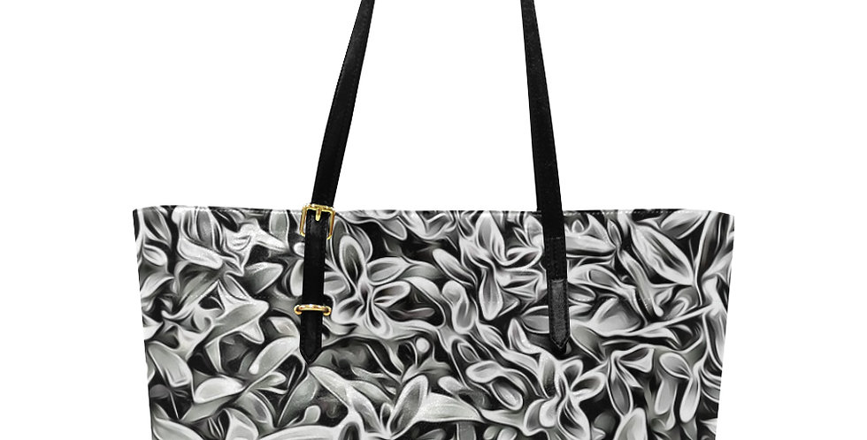 Frosted Hebe - Large Tote Bag