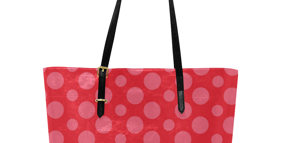 Dotty - Large Tote Bag