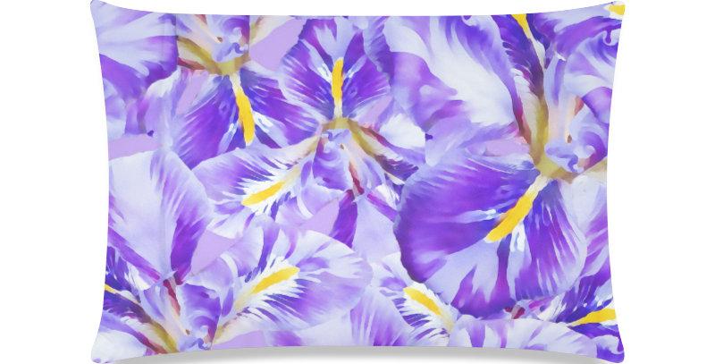 Winter Iris - Cushion Cover