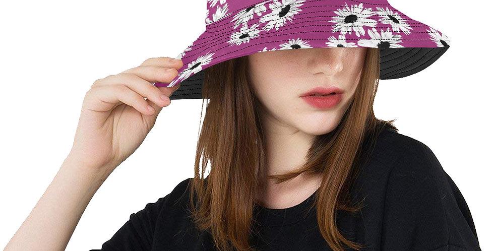 Daisy Love Pink - Bucket Hat