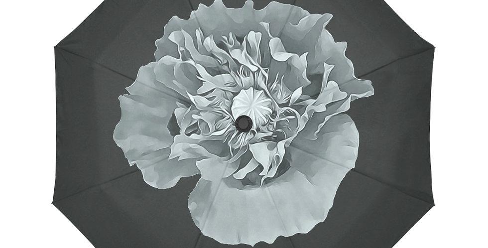 Botanical Poppy - Botanical Umbrella