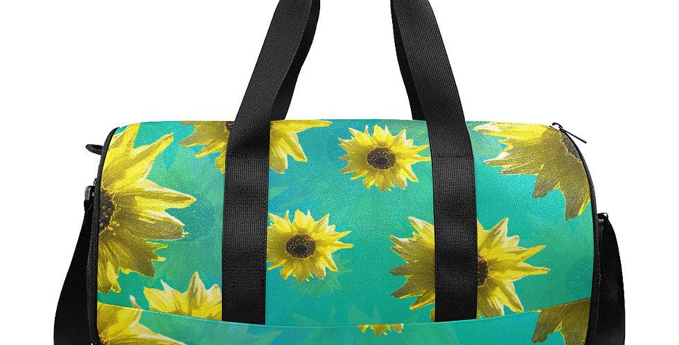 Sunflower - Gym / Workout / Camping / Travel Duffel Bag