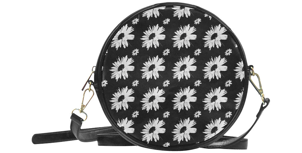 Daisy Love - Round Messenger Bag