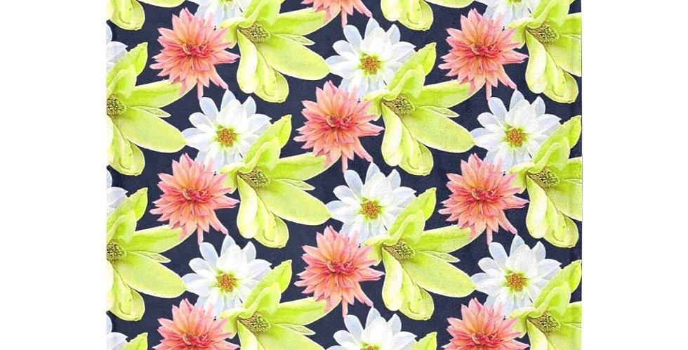 Magnolia Butterflies (small print) - Blanket