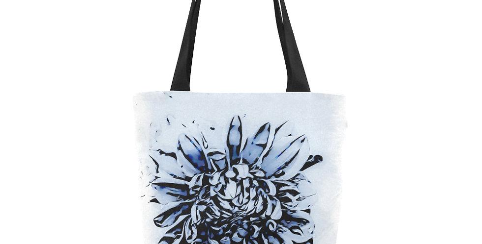 Blue Dahlia - Tote Bag