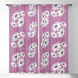 bunch-of-daisies-pink-small-print-sheer-