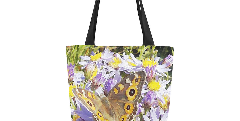 On Butterfly Wings - Tote Bag