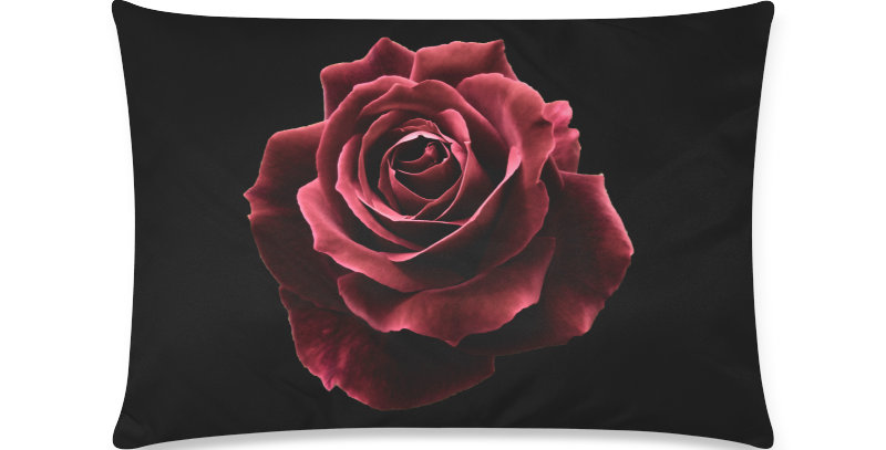Red Red Rose - Cushion Cover