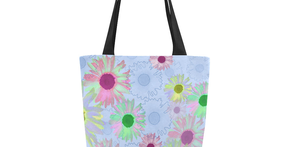 Wildflower Floral - Tote Bag