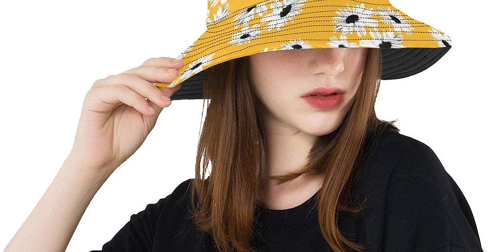 Daisy Love Yellow - Bucket Hat