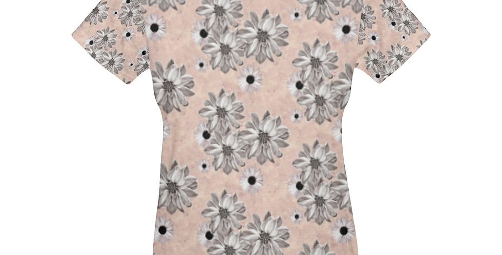 Floral Blush - T-shirt