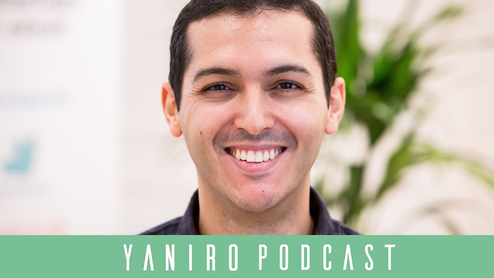 David Simeoni Startup Elinoï dans le podcast Yaniro Coaching