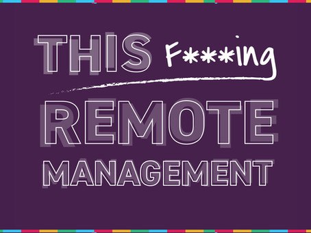 The F***ing remote management