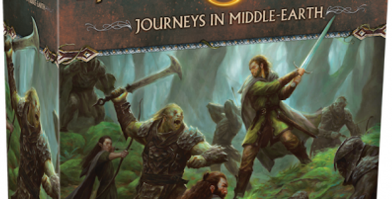 Lord of the Rings: Journeys in Middle Earth