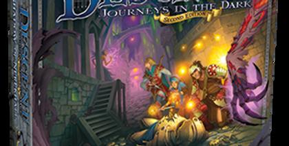 Descent: Journeys in the Dark (Second Edition) - Shadow of Nerekhall