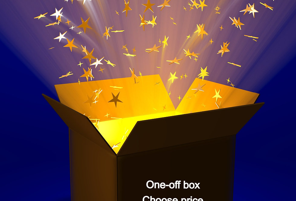 One-off box - choose price from £25