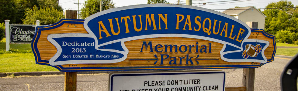 Autumn Pasqual Memorial Park