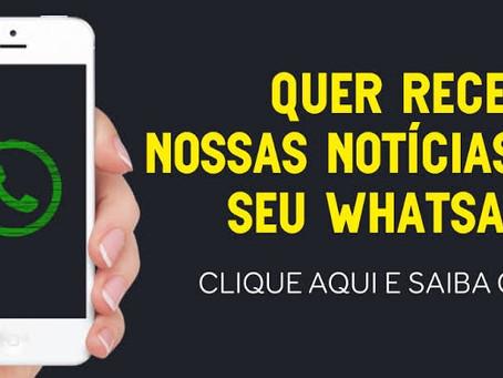 Receba notícias do Portal Flamengo no WhatsApp