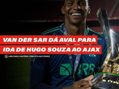 Van der Sar, ídolo e atual diretor executivo do Ajax