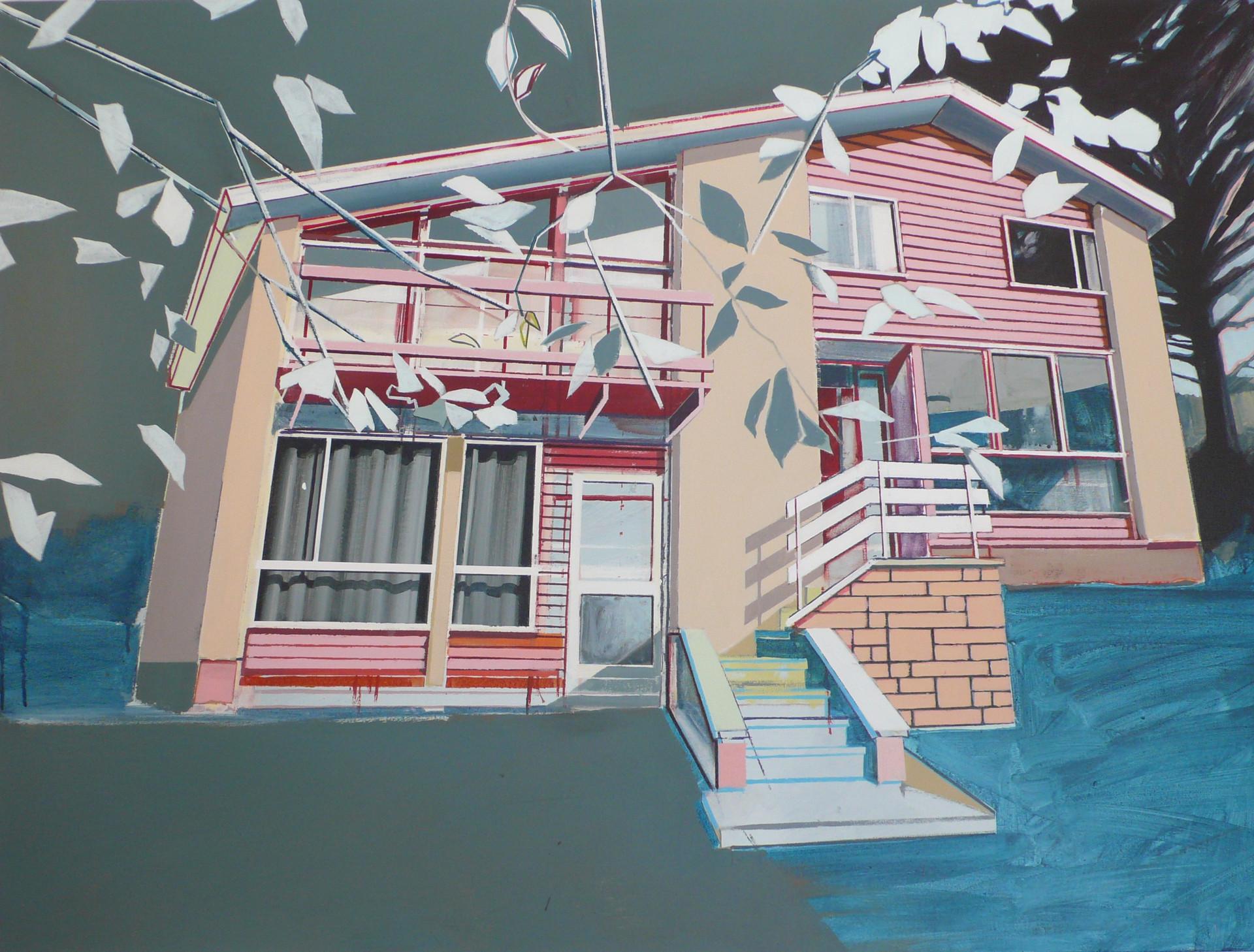 Dream Home 125x100cm