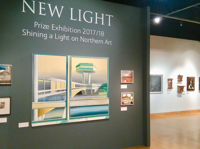 New Light touring exhibition
