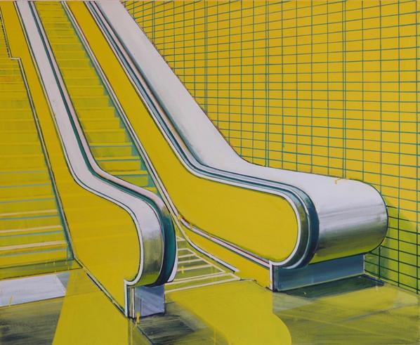'Cowcadden Subway' 90x70cm