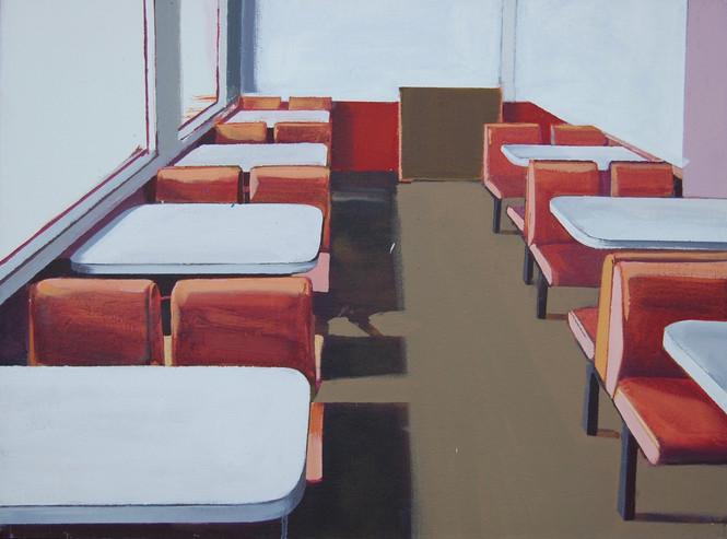 White Tables 60x45cm