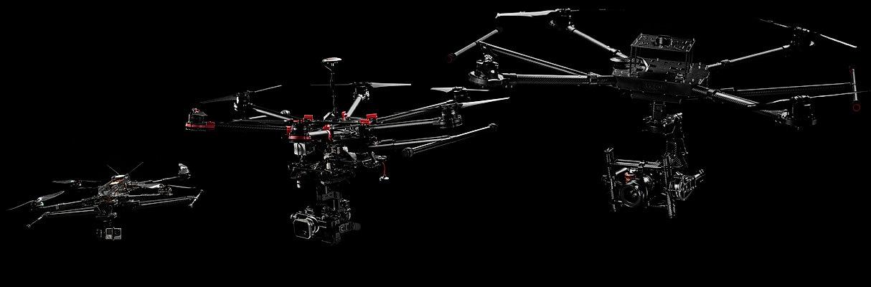 Exversa UAV / Drone Fleet