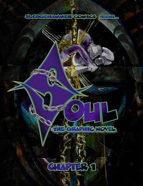 SOUL, The Graphic Novel - Chapter 1: Reflections