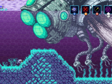 Axiom Verge 1 and 2