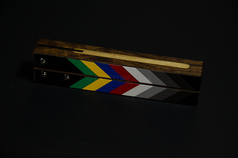 Hardwood Colour Sticks (Tiny)