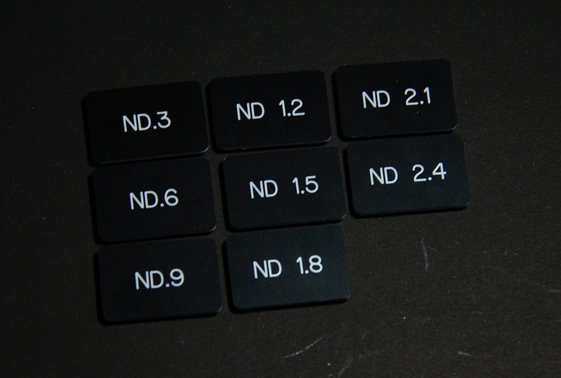 Filter Tags - ND Set