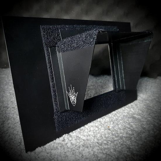 Hard Matte Aluminium Shade