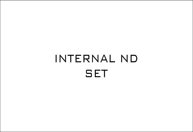 Filter Tags - Internal ND Set