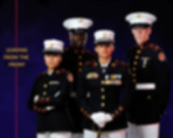 """JROTC - """"Leading From The Front"""""""