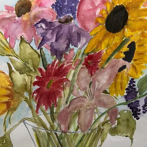 A Spring Vase
