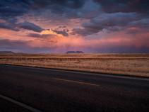 Marfa Sunset, Texas