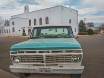 Blue Ford, Marfa
